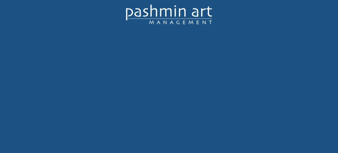 pashmin art management in Germany